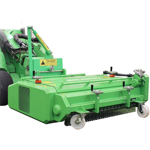Avant loader artificial turf attachment UK sales