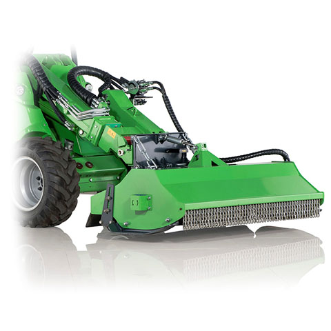 Avant® loader attachments - flail mower