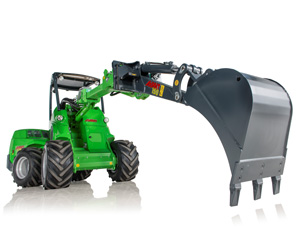 Avant mini digger attachments, Avant diggers with UK delivery