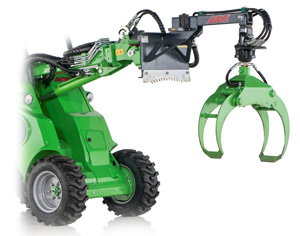 Avant forestry attachments, Avant timber grab attachment with UK delivery