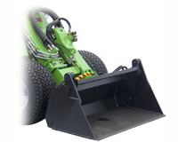 Avant 400 Series attachments - 4 in 1 bucket