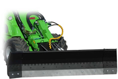 Avant 700 Series attachments - dozer blade